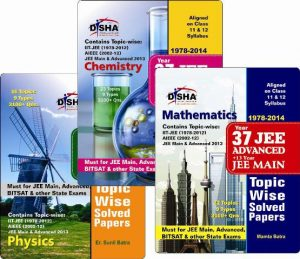 IIT JEE Preparation Made Easy through 37 years Solved Papers