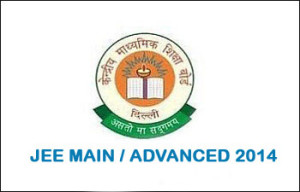 JEE Main Advanced Engineering Examinations 2014