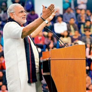 Political-Apolitical: Narendra Modi on Teachers Day