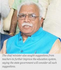 Haryana All Set to Develop State Universities as 'Centers of Brilliance'