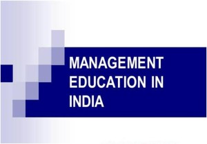 Demand for management education is on sharp decrease in the country