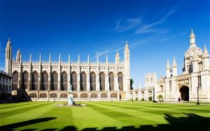 Oxford beats Cambridge as UK's best research university