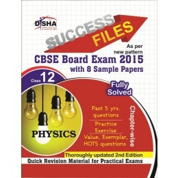 CBSE-Board 2014 Success Files Class 12 Physics