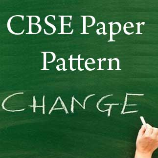 CBSE paper pattern change
