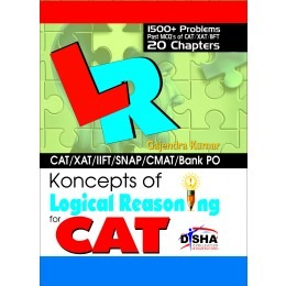 Koncepts of LR - Logical Reasoning for CAT, XAT, CMAT