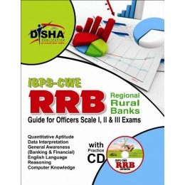 IBPS-CWE RRB Guide for Officer Scale 1, 2 & 3