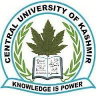 Central University of Kashmir Admission 2015: B.Ed programme