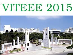VITEEE notification for Under Graduate (UG) courses 2015
