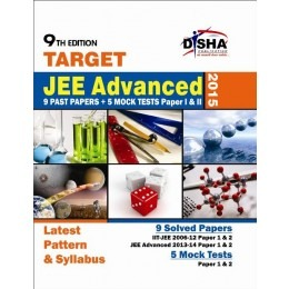TARGET JEE Advanced 2014 (Solved Papers 2006-2014 + 5 Mock Tests Papers 1 & 2) 9th