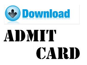 UPSC IES/ISS Exam E-admit cards live now