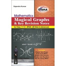 Magical Graphs and Key Revision Notes for Mathematics Class 11/ 12 , BITSAT, JEE Main