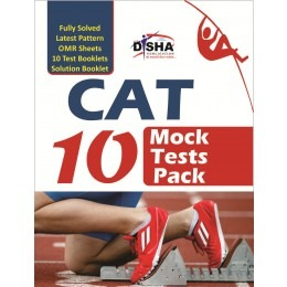 CAT 10 Mock Tests Pack