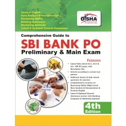 Comprehensive Guide to SBI Bank PO Preliminary & Main Exam 4th edition