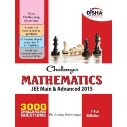 Challenger Mathematics JEE Main  & Advanced 2015