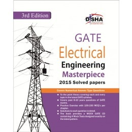 GATE Electrical Engineering Masterpiece 2016