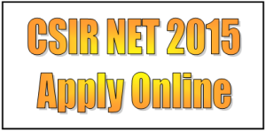 Announcement for CSIR UGC NET 2015, Check here