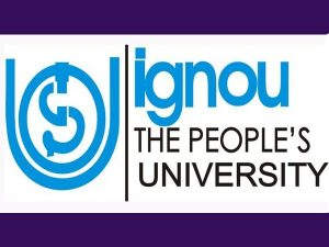 The Indira Gandhi National Open University receives 3 lakhs application for july 2015 cycle