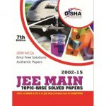 JEE Main Topic Wise Solved Papers