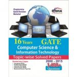 16 years GATE Electronics Engineering Topic-wise Solved Papers (2000 - 15)