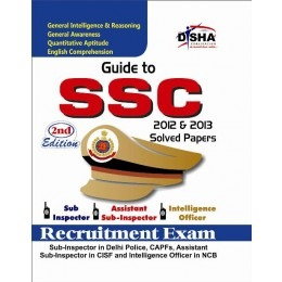 Guide to SSC Sub-Inspector, Assistant Sub-Inspector and Intelligence Officer
