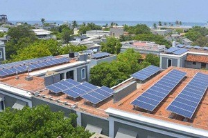 India's first fully solar energy powered institute at Puducherry