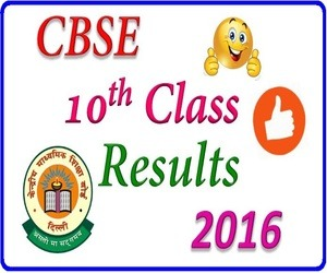 CBSE Class X Results to be Declared Today at 2 pm.