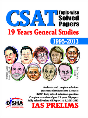CSAT Preparation Book, csat book review, disha csat book, csat books review by students