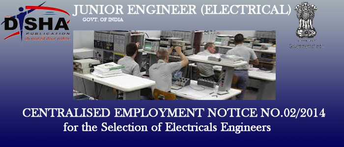 Junior Engineer Electrical