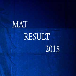 MAT Result Feb 2015