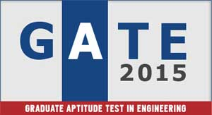 GATE Exam Result 2015