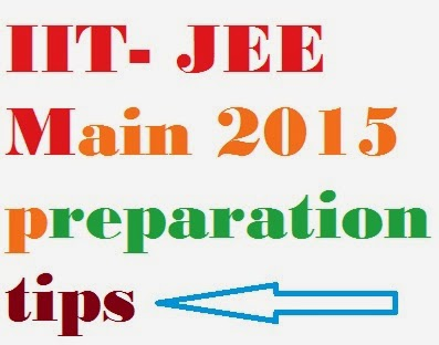 IIT- JEE main 2015 Math preparation tips