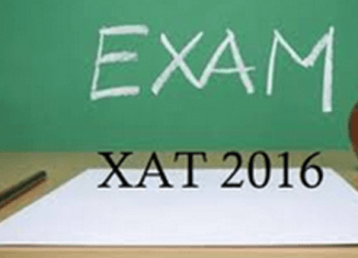 XAT paper remain unchanged
