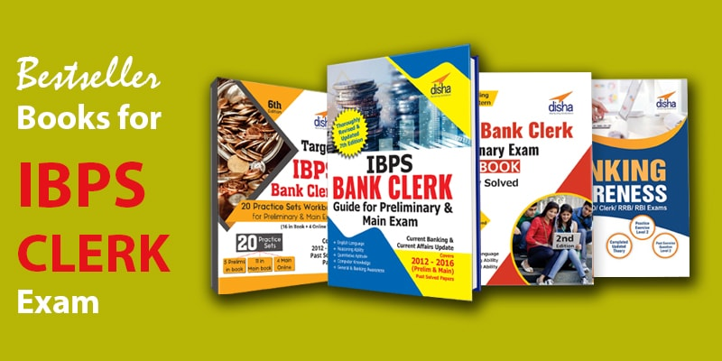 Best Books for IBPS Clerk Preparation