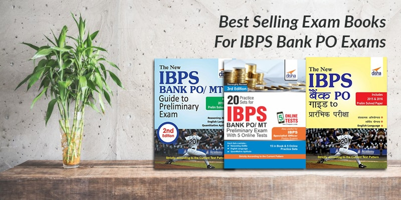 IBPS PO Prelims Books and Tips & Techniques