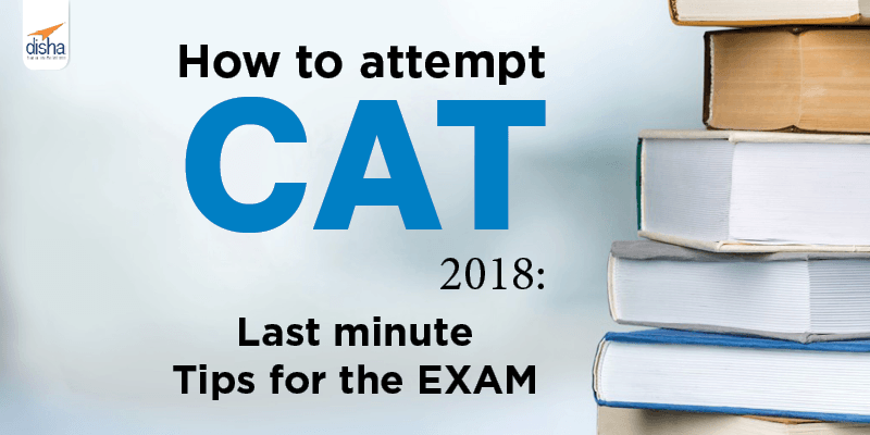 how to attempt cat exam