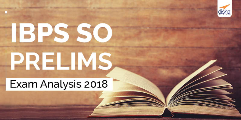 IBPS SO Exam analysis