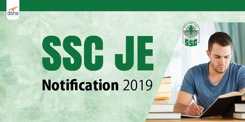 SSC JE Notification 2019