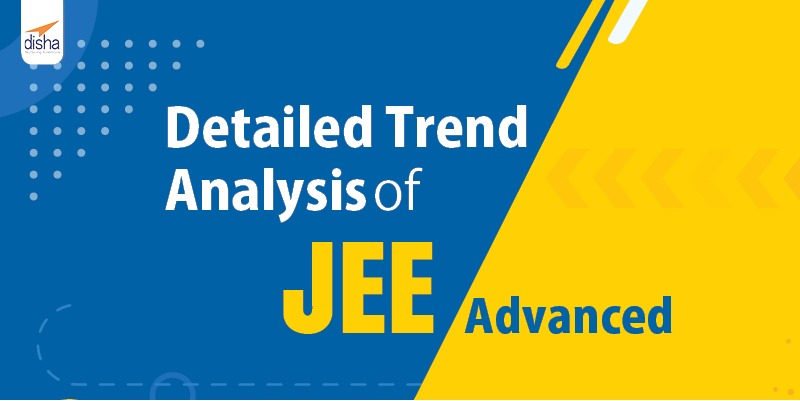 JEE Advanced Trend Analysis by Disha Publication