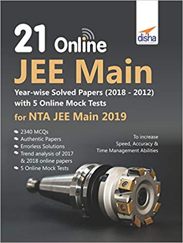 21 online jee main solved papers