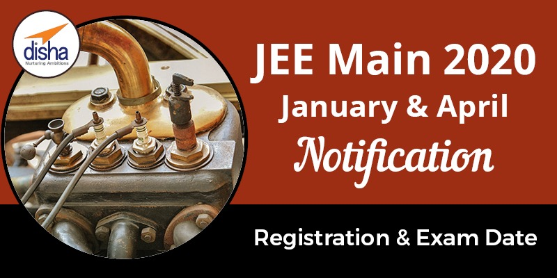 JEE Main 2020 Notification Released