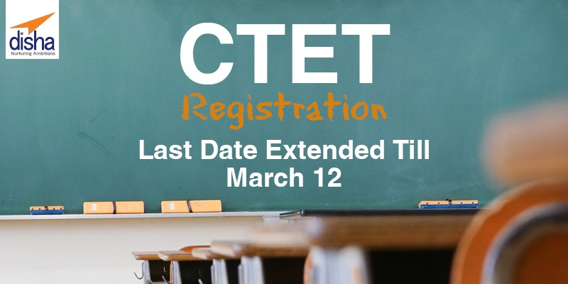 CTET Registration notification
