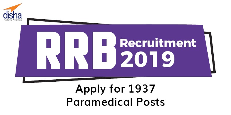 RRB Recruitment Paramedical