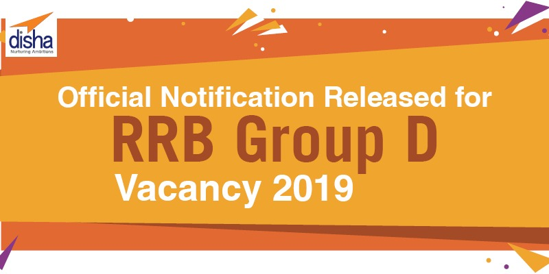 RRB Group D Vacancy 2019