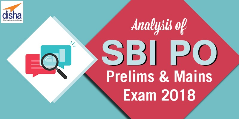 Analysis of SBI PO Prelims & Mains Exam