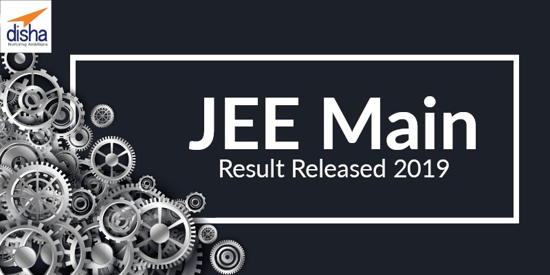 JEE main Result Released 2019