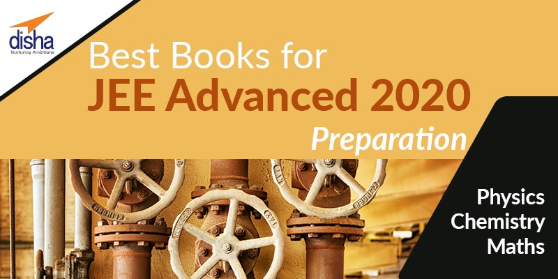 books for JEE Advanced exam preparation 2020