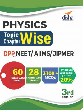 Physics Topicwise DPP by Disha Publications