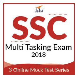 SSC MTS Exam 2018 - 3 Mock Test Series