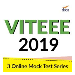 3 Online Mock Tests Series for VITEEE 2019
