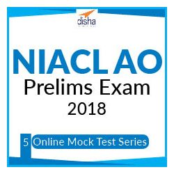NIACL AO 2018 Exam - 5 Mock Tests Series